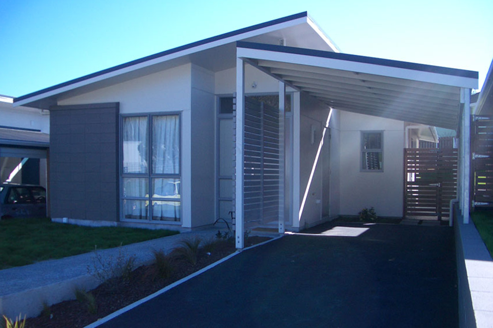 Parking in front of the house - Auckland Design Manual on house front doors, modern garage doors design, home luxury house design, front entrance design,