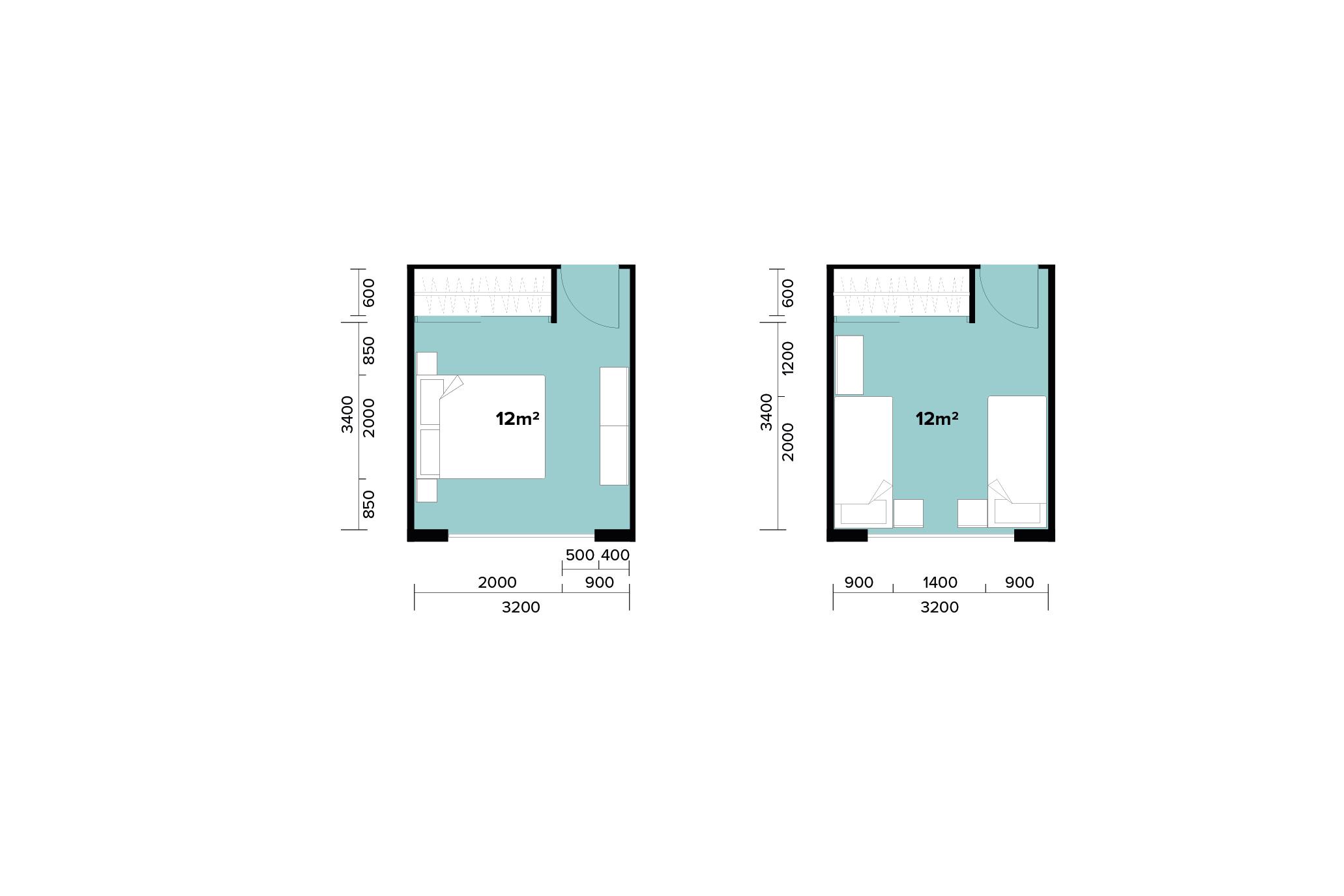 Bedrooms Auckland Design Manual