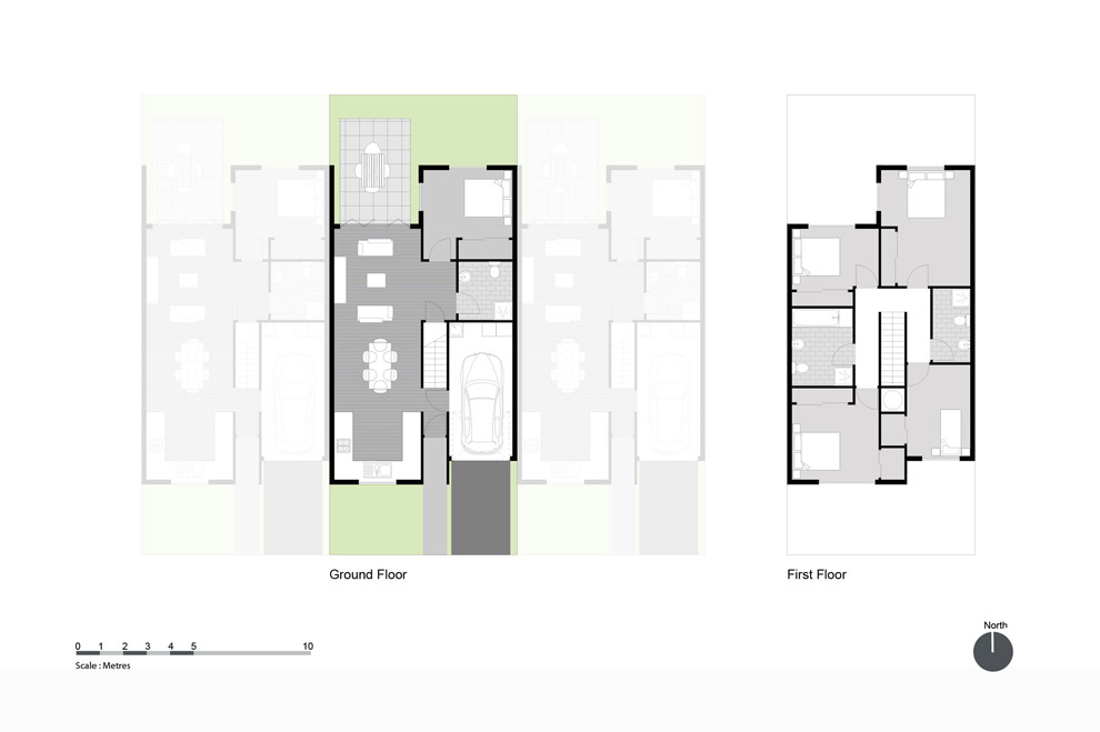 Typical layouts - Auckland Design Manual