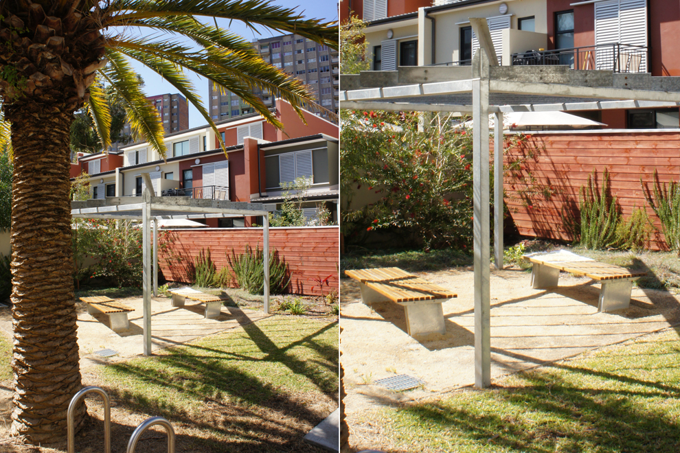 Communal outdoor space - Auckland Design Manual