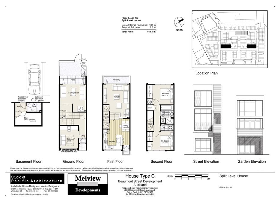 Beaumont Quarter Auckland Design Manual